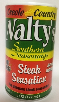 Nalty's Steak Seasoning