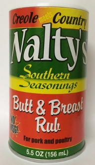 Nalty's Butt & Breast Rub